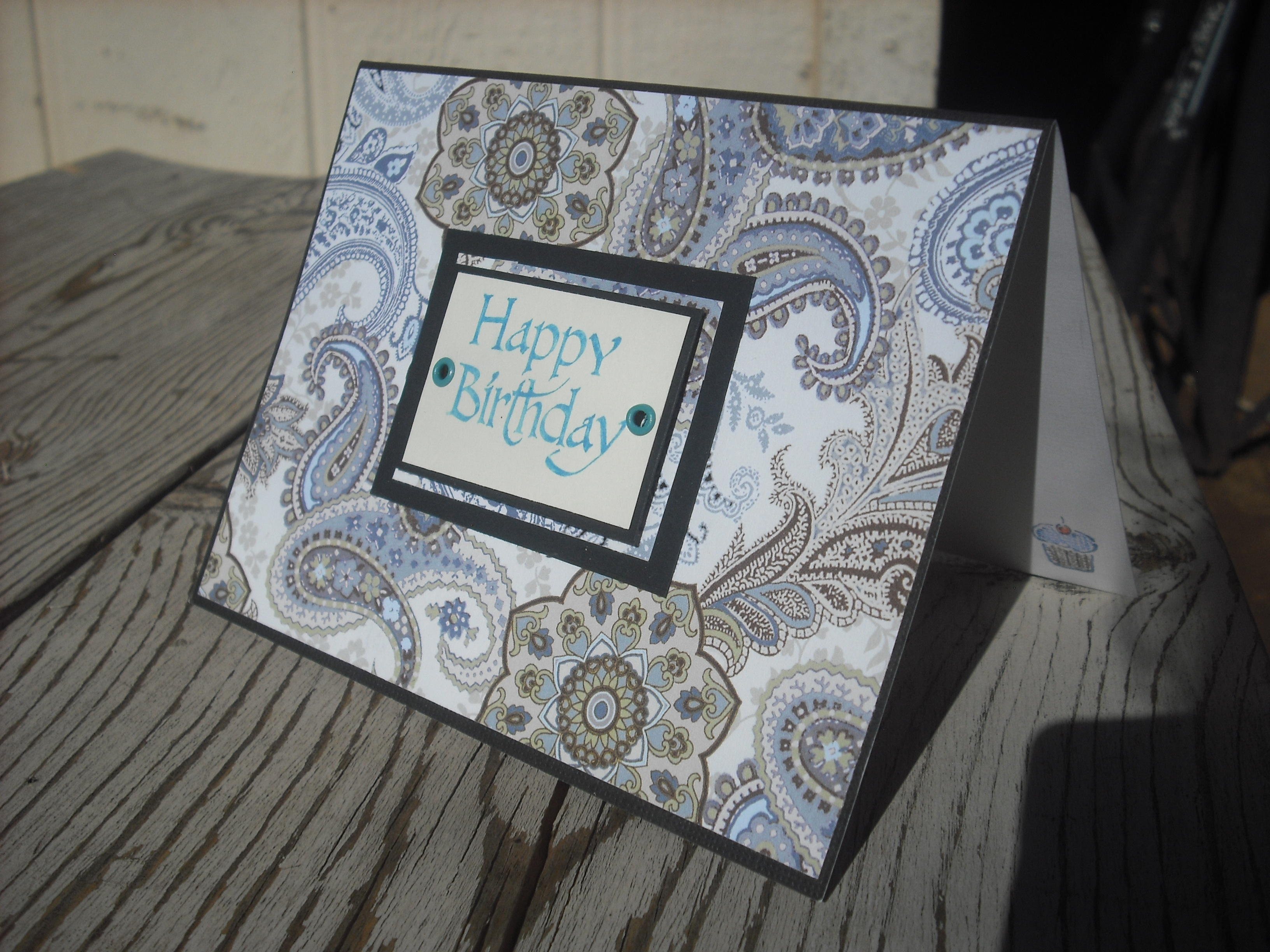 Happy Birthday Boyfriend Card Handmade 3d happy birthday